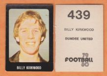 Dundee United Billy Kirkwood